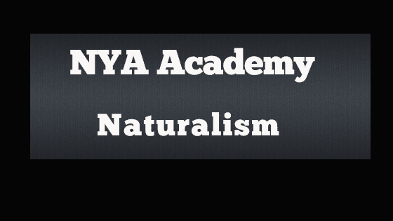 New York Apologetics Naturalism Exam