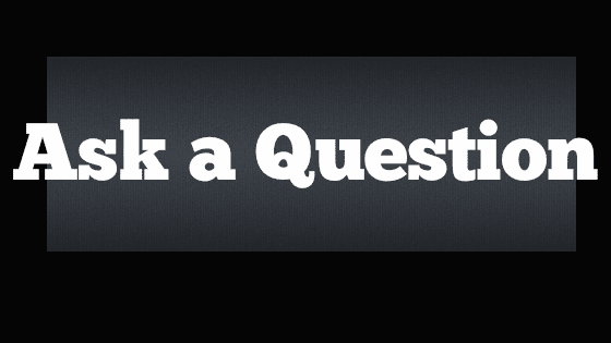 Apologetics, Ask a Question icon