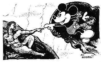 Jesus, Hidden Mickeys, and Revelation