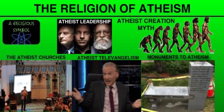 TheReligionAtheism