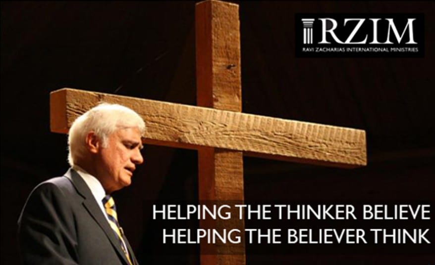 12 Quotes From Ravi Zacharias