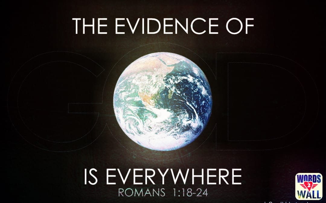 Evidence for God?