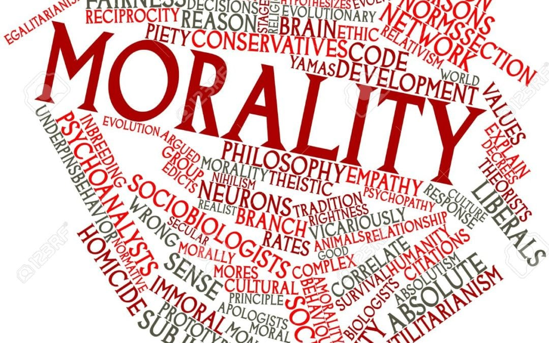 morality is universal essay