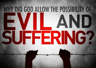 An Honest Look at Suffering and the Problem of Evil