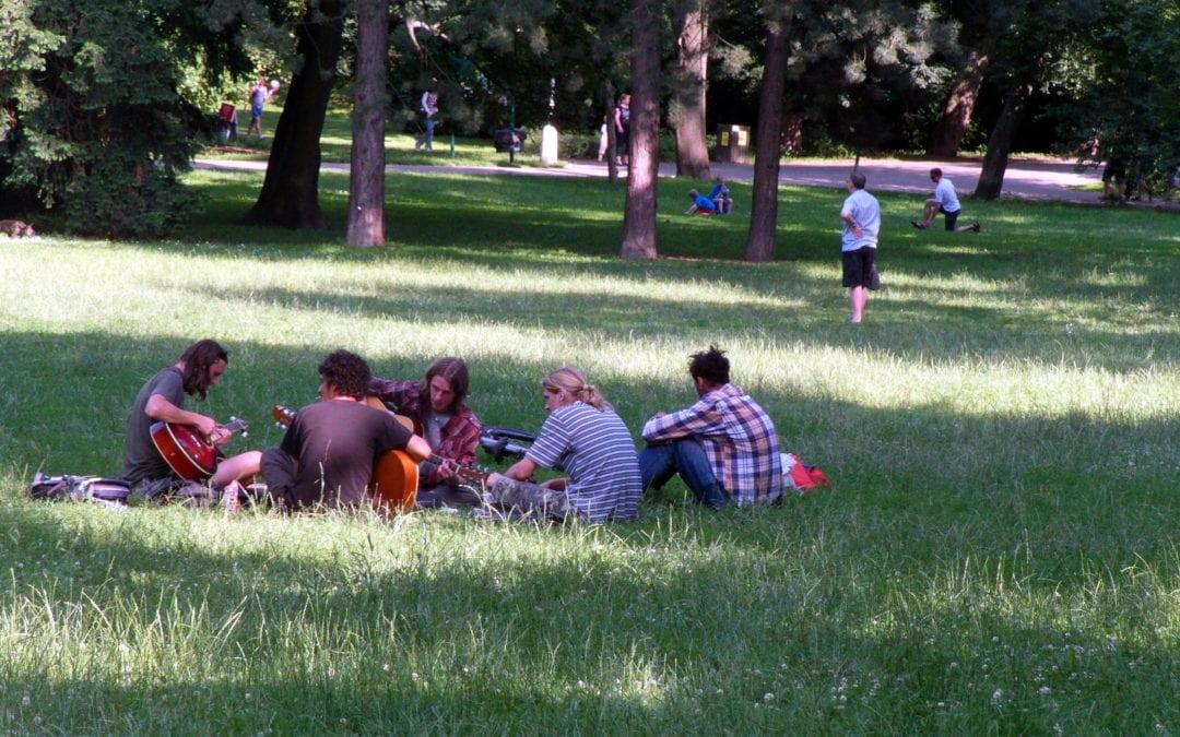 Teach Teenagers Theology?