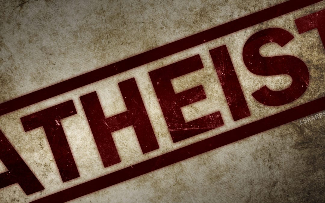3 Reasons to not be an Atheist