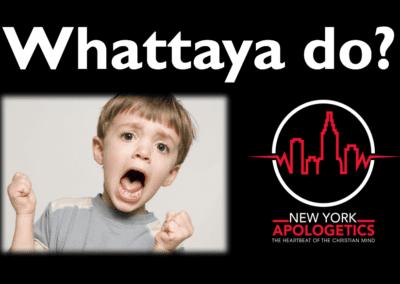 God Doesn't Answer Prayer | Whattaya Do?