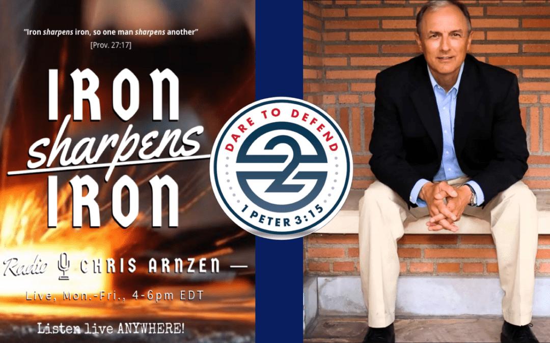 Greg Koukl Interview on Iron Sharpens Iron
