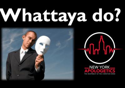 Christians are Hypocrites | Whattaya Do?