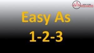 Easy as 123