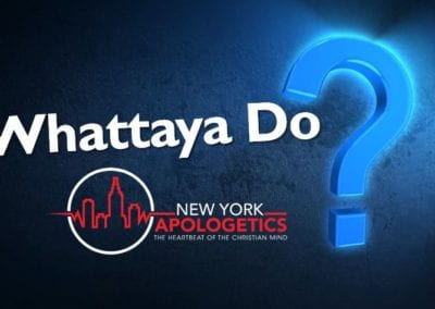 Skeptics say they can't believe in God because of hell | Whattaya Do?