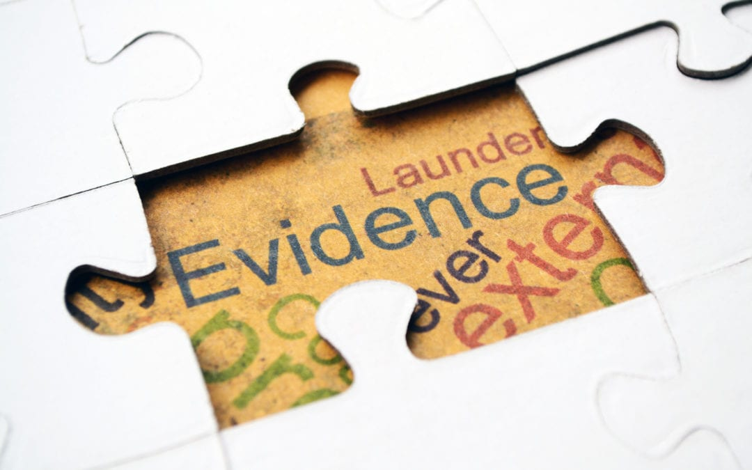 As Christians, do we need to give evidence?