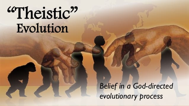 Think God started Evolution?  Think again!