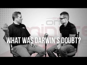 What Was Darwin's Doubt?