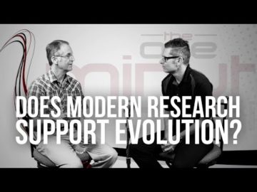 Does Modern Research Support Evolution?