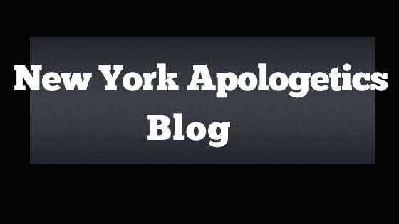 New York Apologetics Blog