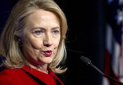 Hillary Clinton Says Religious Beliefs Have to Be Changed