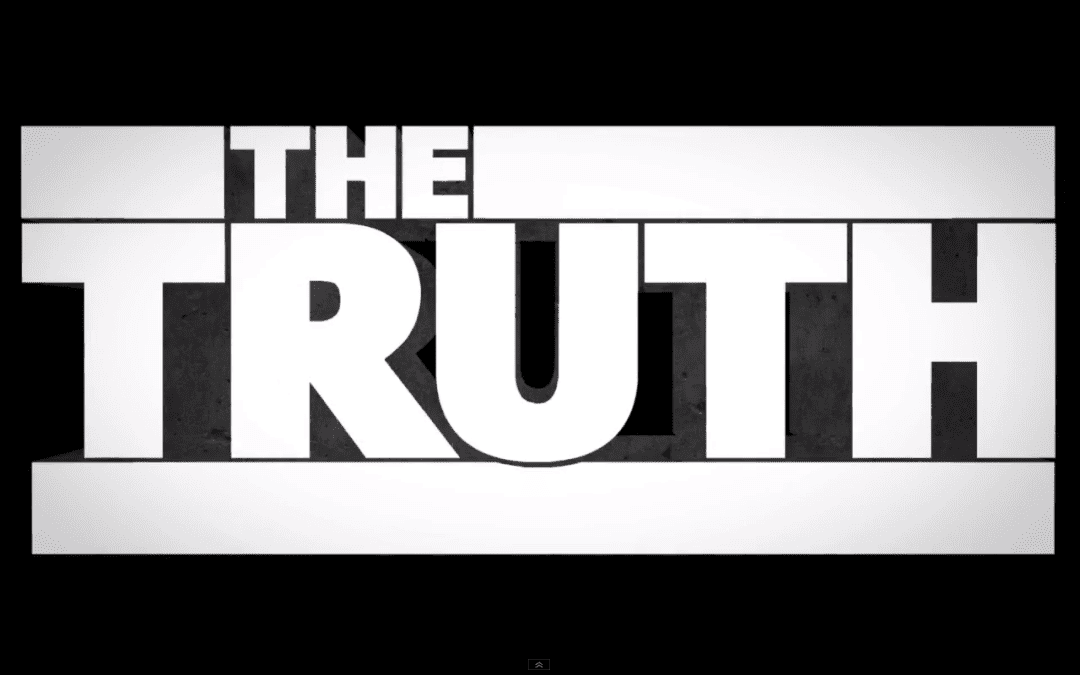 NY Minute Monday: What Truth Is Pt.1