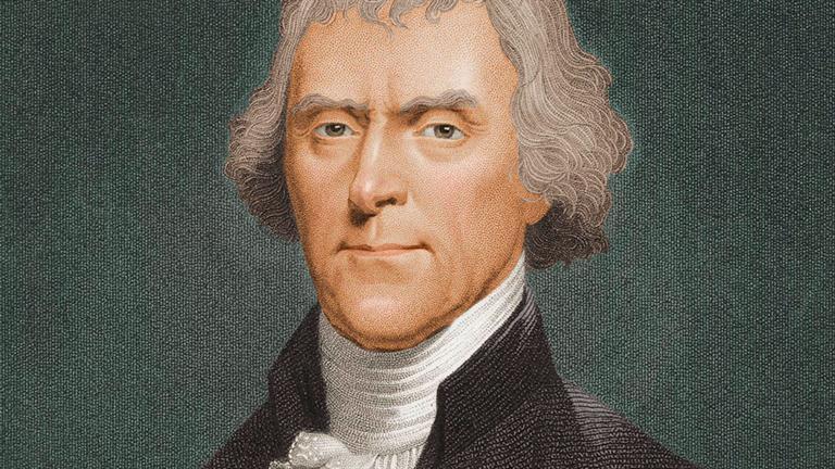 Thomas Jefferson the Deist
