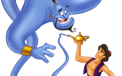 God is not your Genie!