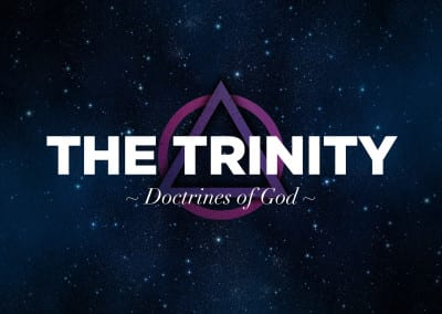 Logic and the Trinity