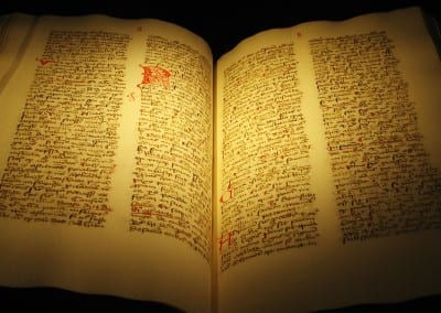 Alleged Historical Errors in the Gospels