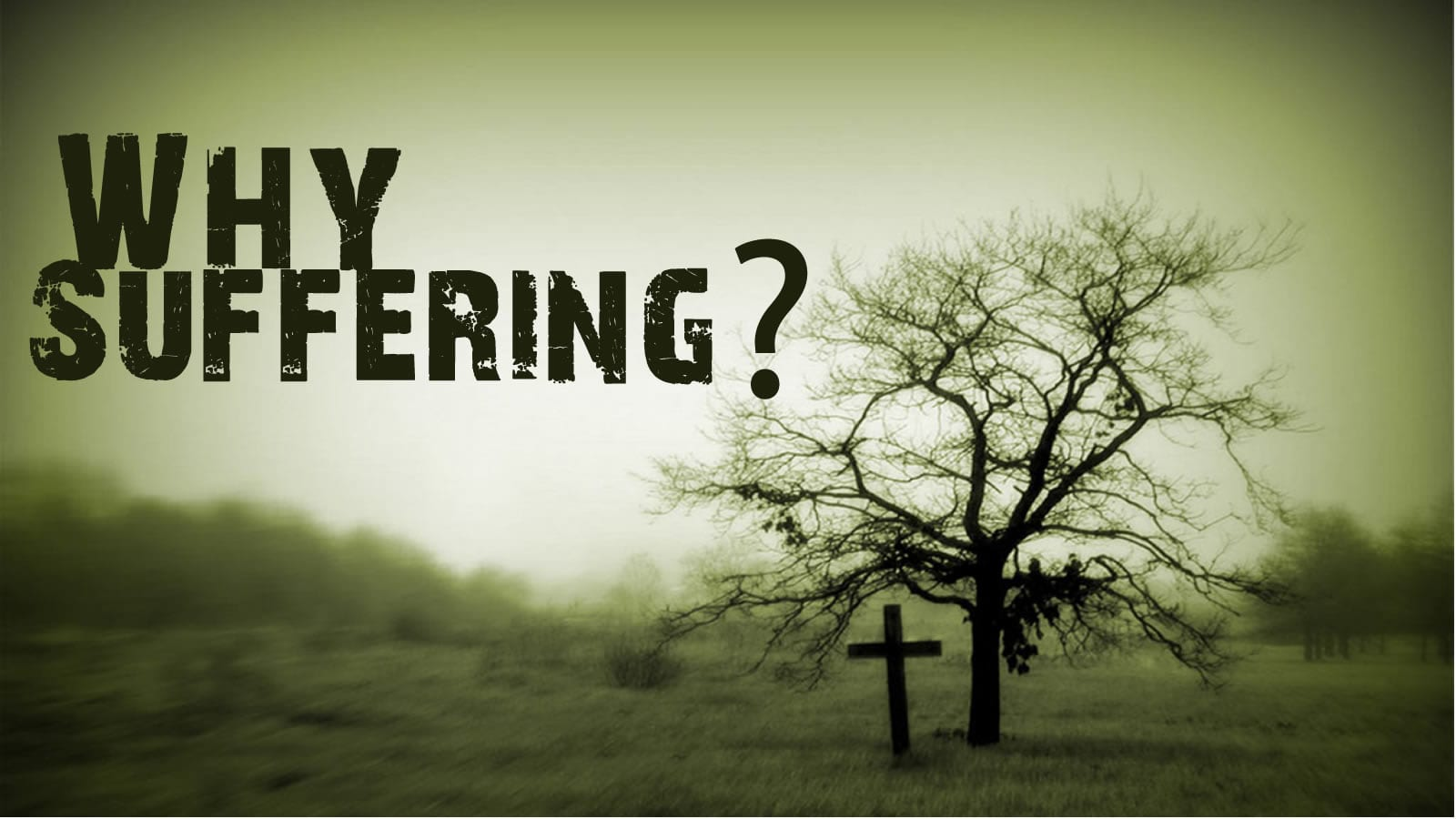 Do you struggle with God and suffering? - New York Apologetics