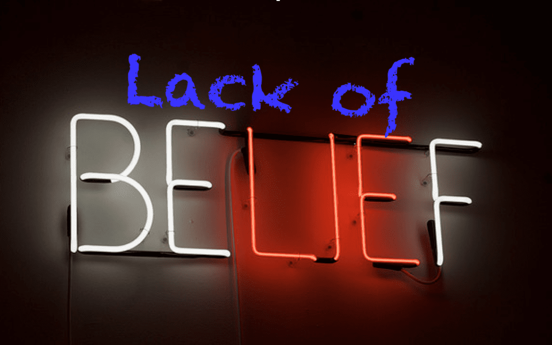 9 Reasons Atheists Don't Just Lack Belief