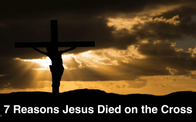 7 Reasons Jesus Died on the Cross