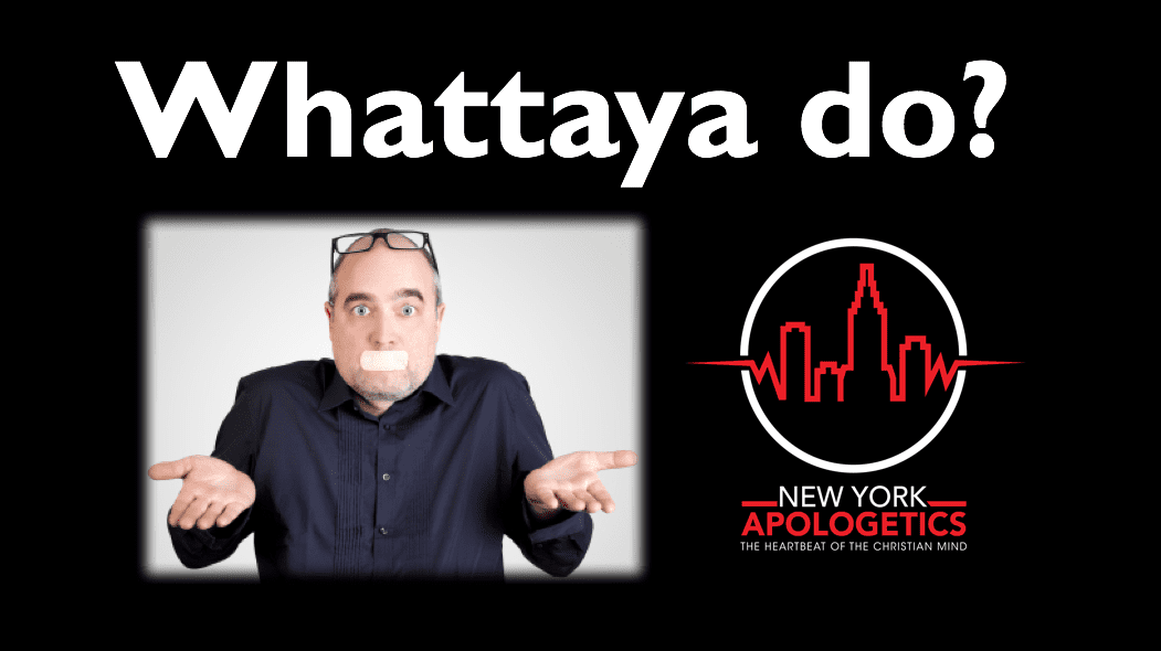 Whattaya do?